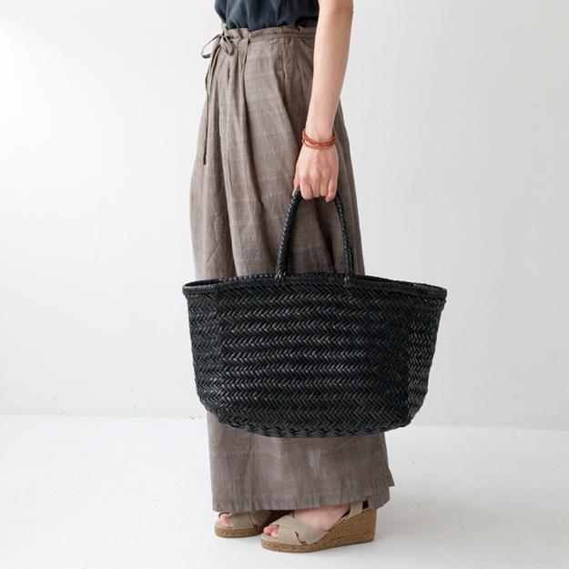 KHADICOスカートとDRAGONバッグ