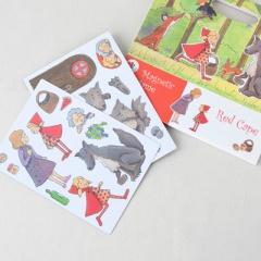 Egmont Toys 赤ずきんのマグネットブック