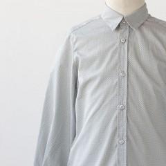 長袖シャツ(690B ライトグレー)