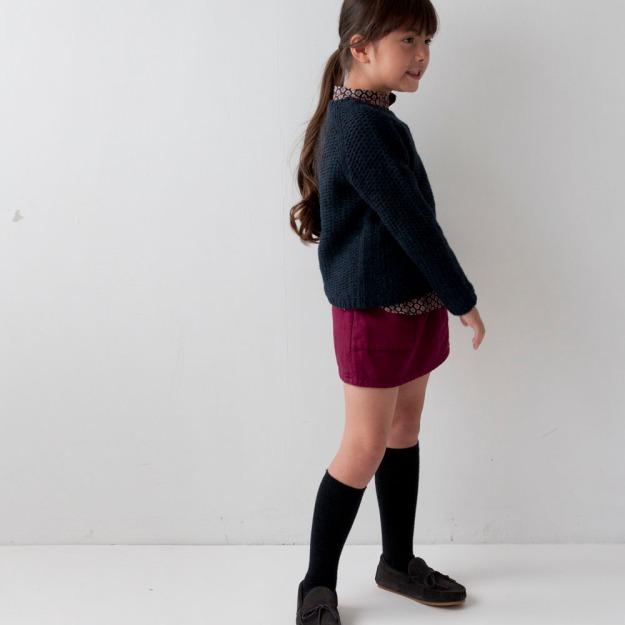 パリの子供服