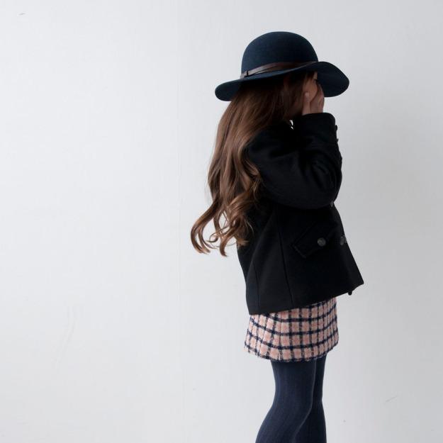 BONPOINT パリの子供服