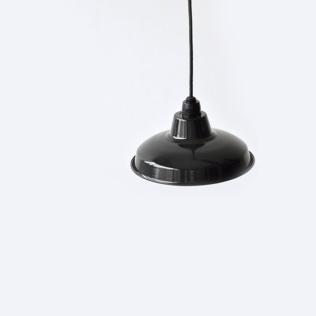 ホーロー 配照型ランプシェード