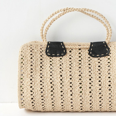 SANS ARCIDET 2016SS ラフィアバッグSAVANNAH BAG(NATUREL)ONE
