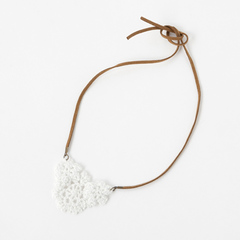 AMERICAN OUTFITTERS 2016SS キッズ crochet necklaceクロシェ編みネックレス