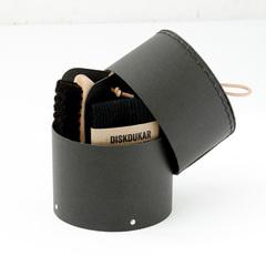 IRIS HANTVERK(イリス・ハントバーク) Shoe care box 靴みがきセット(ブラック)