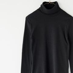 PETIT BATEAU 2016AW ティーン・レディース タートルネック長袖Tシャツ
