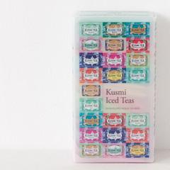 KUSMI TEA(クスミティー) ティバッグ24個入り アイスティセット