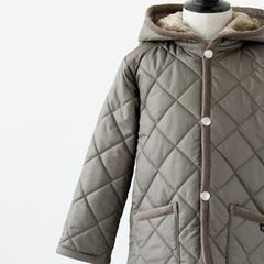当店別注モデル LAVENHAM 2016AW キッズ NAYLAND ネイランド ファーライニング ジャケット